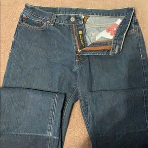 Men's Lucky Brand Button fly Jeans